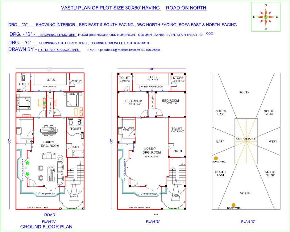 Vastu indian house plans home design and style Home design and vastu