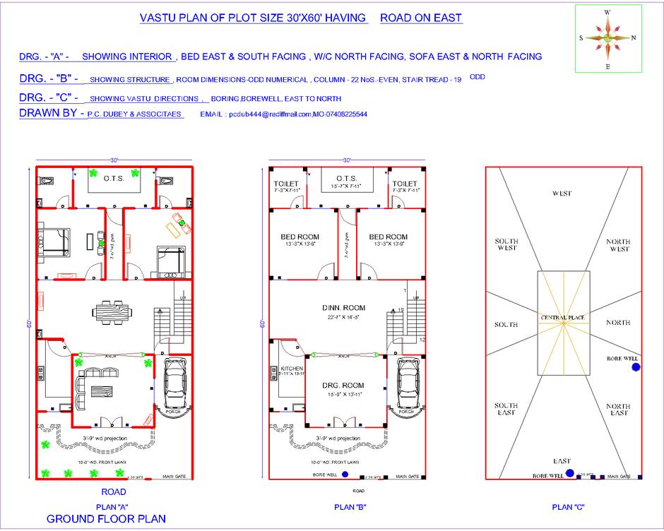 Bedroom Interior Design Vastu